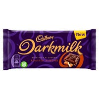 Cadbury Dark Milk Roasted Almond 85g