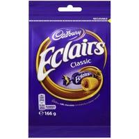 Cadbury Classic Eclairs 166g
