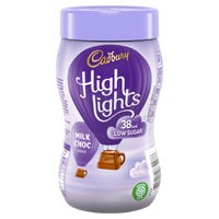 Cadburys Highlights Hot Chocolate 154g