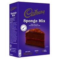 Cadbury Double Chocolate Sponge Mix 400g