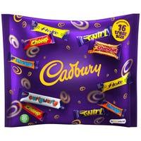 Cadbury Family Treatsize Bars 222g