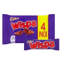 * Cadbury Wispa 4 x 25.5g