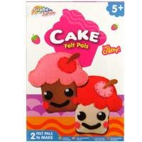 Cake Felt Pals
