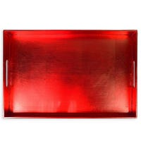 Serving Tray in Red
