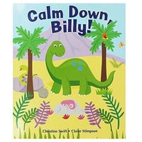 Picture Books Calm Down Billy