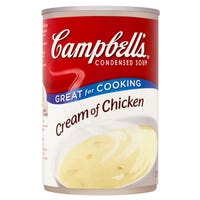Campbell's Cream of Chicken Soup 295g