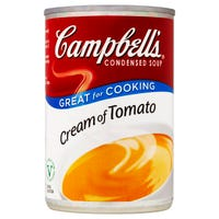Campbells Cream of Tomato Soup 295g