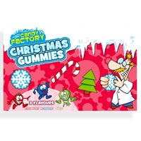 Crazy Candy Factory Christmas Gummies Box 92g