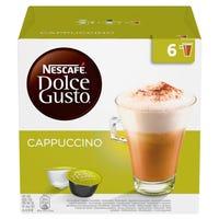 Nescafe Dolce Gusto Cappuccino 6 Pods
