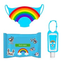 Back to School Care Pack Rainbow