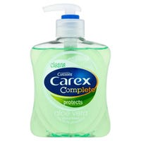 Carex Antibacterial Handwash Aloe Vera 250ml