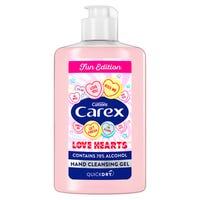 Carex Love Hearts Hand Gel 300ml