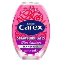 Carex Strawberry Laces Cleansing Hand Gel 50ml