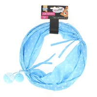Good Girl Cat Tunnel Blue 51cm