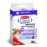 Bob Martin Clear Dimethicone Spot On Cat