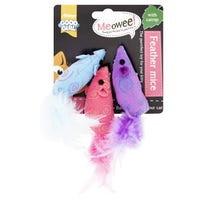 Good Girl Meowee Mouse Cat Toy 3 Pack