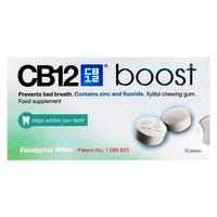 CB12 Boost Chewing Gum 10 Pack