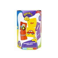 CBeebies Educational Car Puzzle