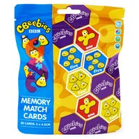 Cbeebies Memory Match Puzzle in a Bag