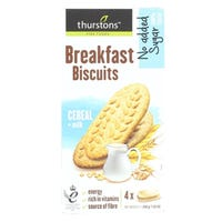 Thurstons Breakfast Biscuits Cereal and Milk 200g