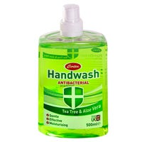 Certex Tea Tree Antibacterial Handwash 500ml