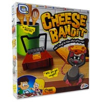 Cheese Bandit Family Board Game