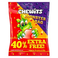 Chewits Monster Bag 252g
