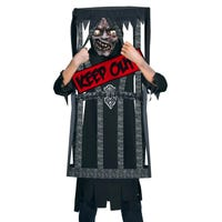 Halloween Children's Costume Caged Reaper 14-16 Years