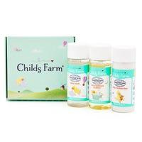 Child's Farm Bedtime Sample Box 3 Pack