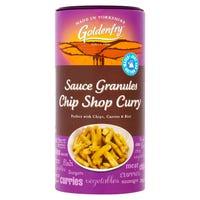 Goldenfry Chip Shop Curry Sauce Granules 250g