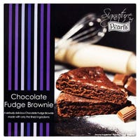 Signature By Pearl's Chocolate Fudge Brownie