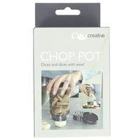 Creative Chop Pot