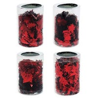 Harvey Mason Table Confetti in Red Assorted