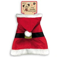 Christmas Pet Cape Medium
