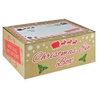 Christmas Eve Parcel Box