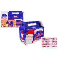 Christmas Eve Gift Box with Handle