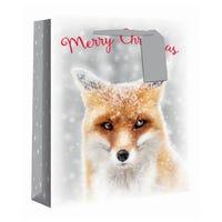 Photographic Fox Gift Bag