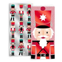 Christmas Nutcracker Portrait Cards 10 Pack