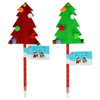Christmas Tree Pen Assorted