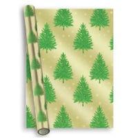 Christmas Premium Gift Wrap Christmas Tree 2m