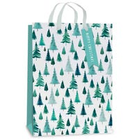 Christmas Trees Gift Bag in Extra Large