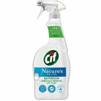 Cif Natures Bathroom Limescale Remover 750ml