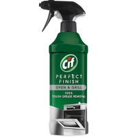 Cif Perfect Finish Oven & Grill Grease Remover 435ml