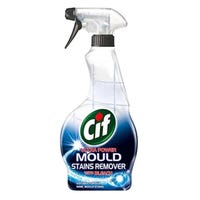 CIF Spray Mould Stain Remover With Bleach 500ml