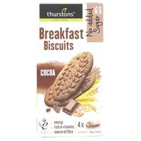 Thurstons Breakfast  Biscuits Cocoa 200g