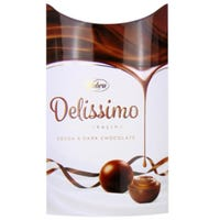 Delissimo Cocoa and Dark Chocolate 105g