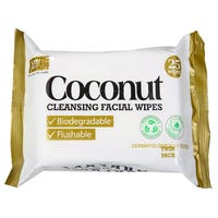 XBC Coconut Cleansing Wipes Twin Pack