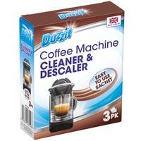 Coffee Machine Descaler 3 Pack