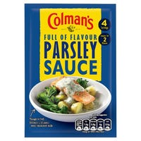 Colman's Parsley Sauce Mix Sachet