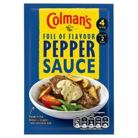 Colman's Pepper Sauce Mix Sachet